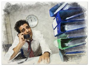 Trabajos aburridos: Haz algo en contra