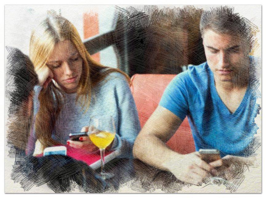 ¿Vienen a socializar o compartir?