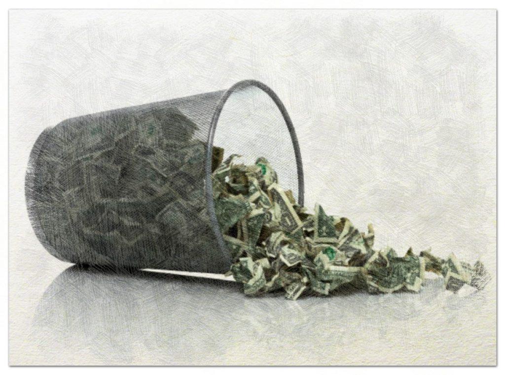 ¿Cómo evitar escapes en el presupuesto personal?