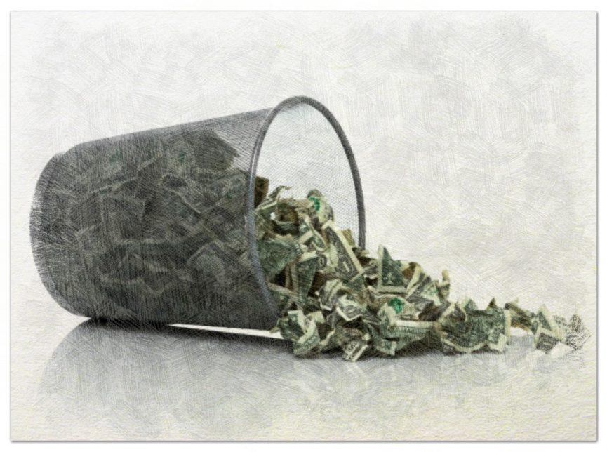 Escapes de presupuesto