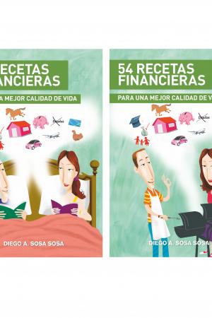 Colección: 53 y 54 Recetas Financieras (Prelanzamiento)