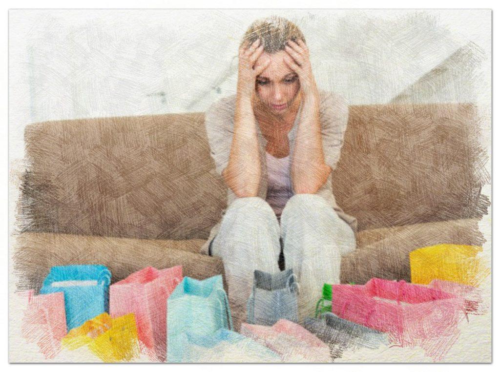 Compras emocionales: Quién las hace tiende a sufrir más
